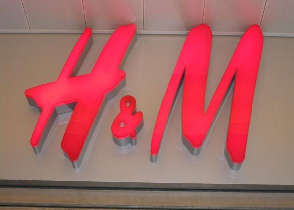 H&M enseigne -image 1